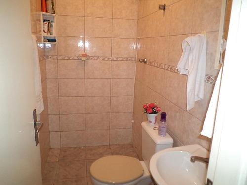 casa para venda, 2 dormitórios, santa mônica - são paulo - 3495