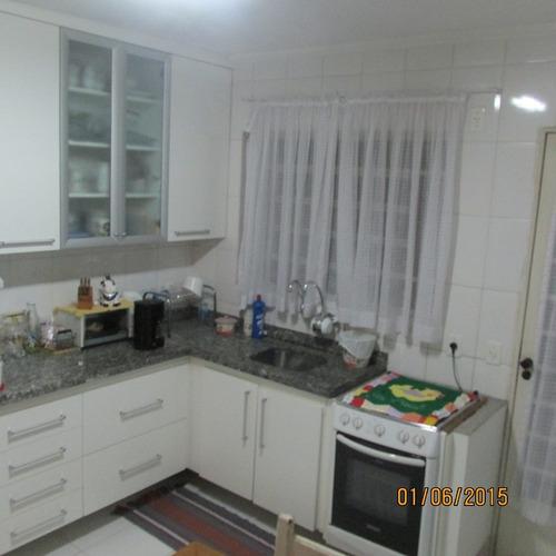 casa para venda, 2 dormitórios, santa mônica - são paulo - 7161