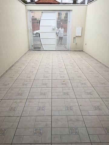 casa para venda, 2 dormitórios, vila alpina - são paulo - 3123