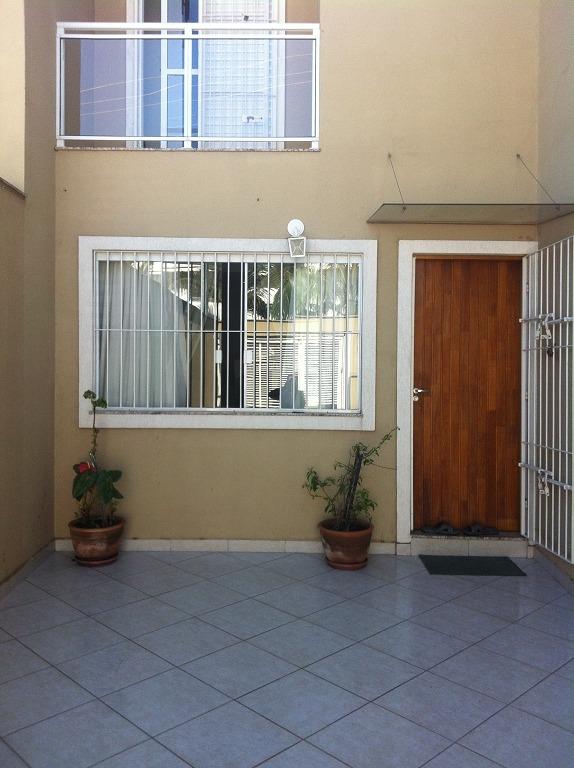 casa para venda, 2 dormitórios, vila clarice - são paulo - 6341