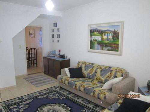 casa para venda, 2 dormitórios, vila fachini - são paulo - 1643