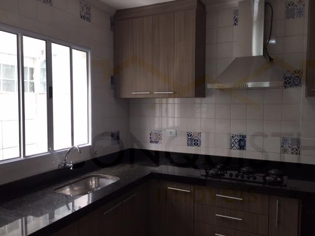 casa para venda, 2 dormitórios, vila joão ramalho - santo andré - 3682