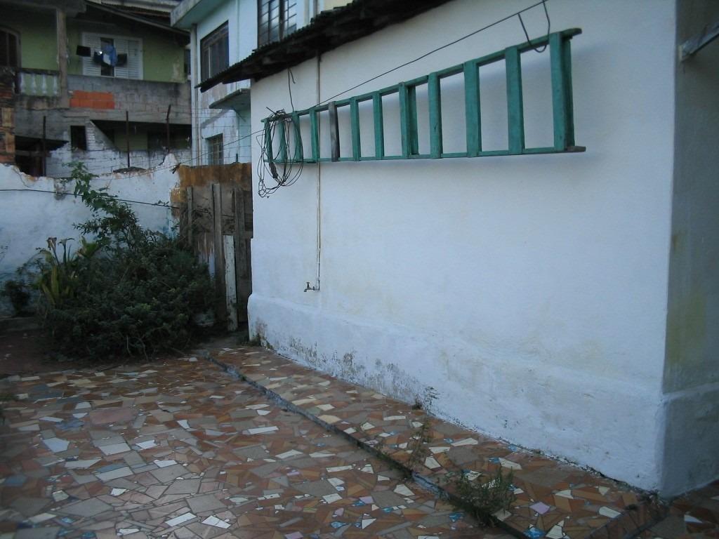 casa para venda, 2 dormitórios, vila mirante - são paulo - 3715