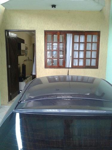 casa para venda, 2 dormitórios, vila mirante - são paulo - 8166