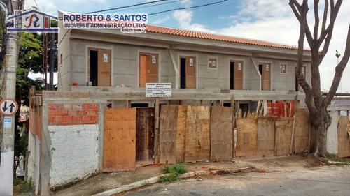casa para venda, 2 dormitórios, vila mirante - são paulo - 9196