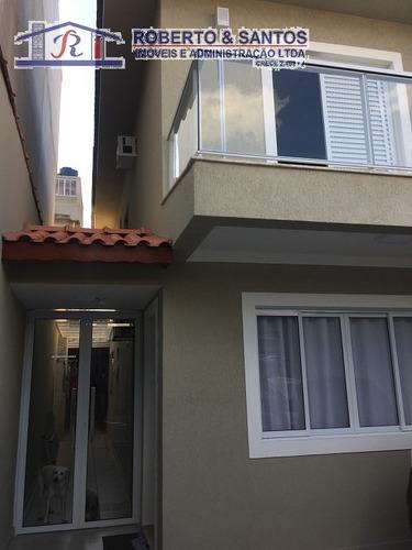 casa para venda, 2 dormitórios, vila mirante - são paulo - 9311