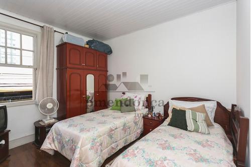 casa para venda, 2 dormitórios, vila romana - são paulo - 7760