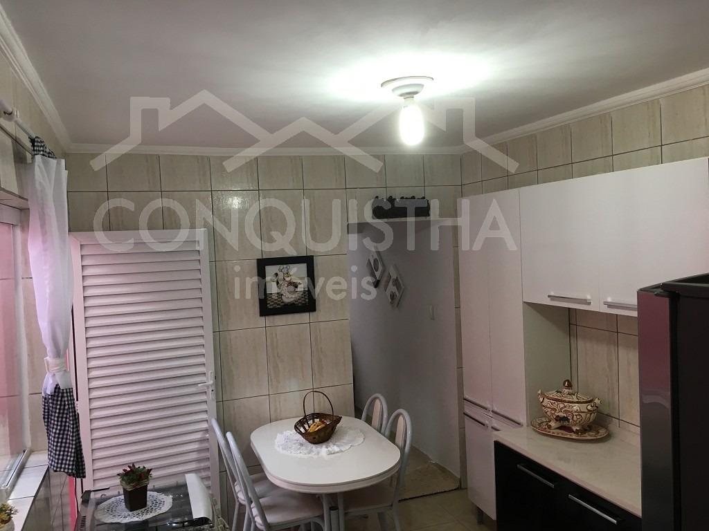 casa para venda, 2 dormitórios, vila tupi - são bernardo do campo - 2757