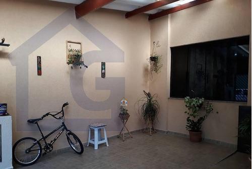 casa para venda, 3 dormitórios, assunção - são bernardo do campo - 3462
