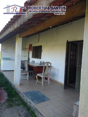 casa para venda, 3 dormitórios, balneário da martinho ilha compriida - são paulo - 9514