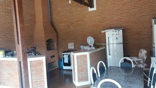 casa para venda, 3 dormitórios, belveder clube dos 500 - guaratinguetá - 1563