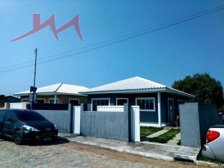 casa para venda, 3 dormitórios, caluge - itaboraí - 385