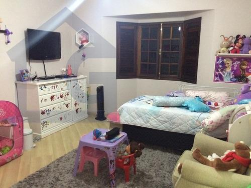 casa para venda, 3 dormitórios, camilopolis - santo andré - 2793