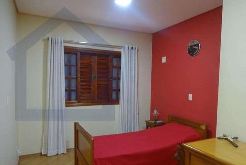 casa para venda, 3 dormitórios, campestre - santo andré - 3270