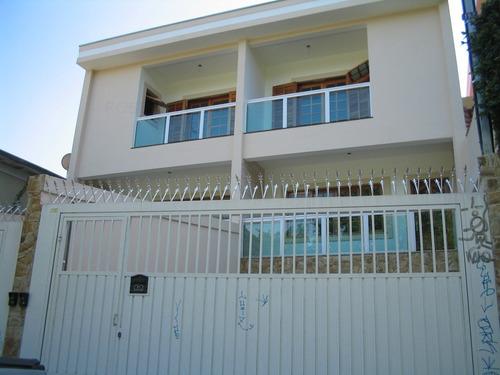 casa para venda, 3 dormitórios, freguesia do ó - são paulo - 3674