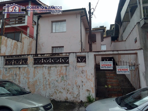 casa para venda, 3 dormitórios, freguesia do ó - são paulo - 9275