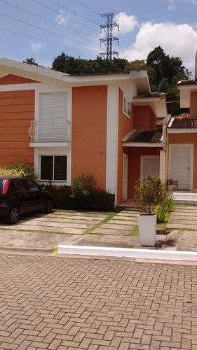 casa para venda, 3 dormitórios, granja viana - cotia - 1248