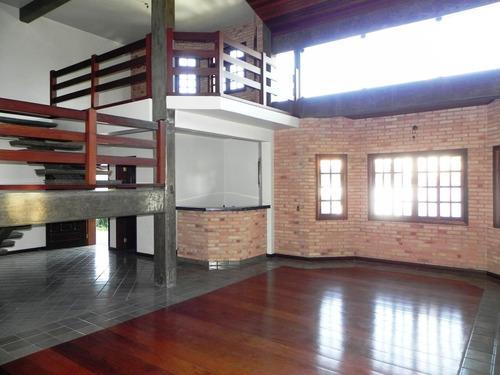 casa para venda, 3 dormitórios, granja viana - cotia - 671