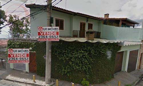 casa para venda, 3 dormitórios, jaçanã - são paulo - 2036