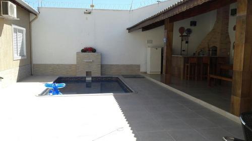 casa para venda, 3 dormitórios, jardim bela vista ii - guaratinguetá - 103