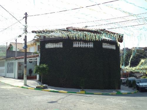 casa para venda, 3 dormitórios, jardim cidade pirituba - são paulo - 6830
