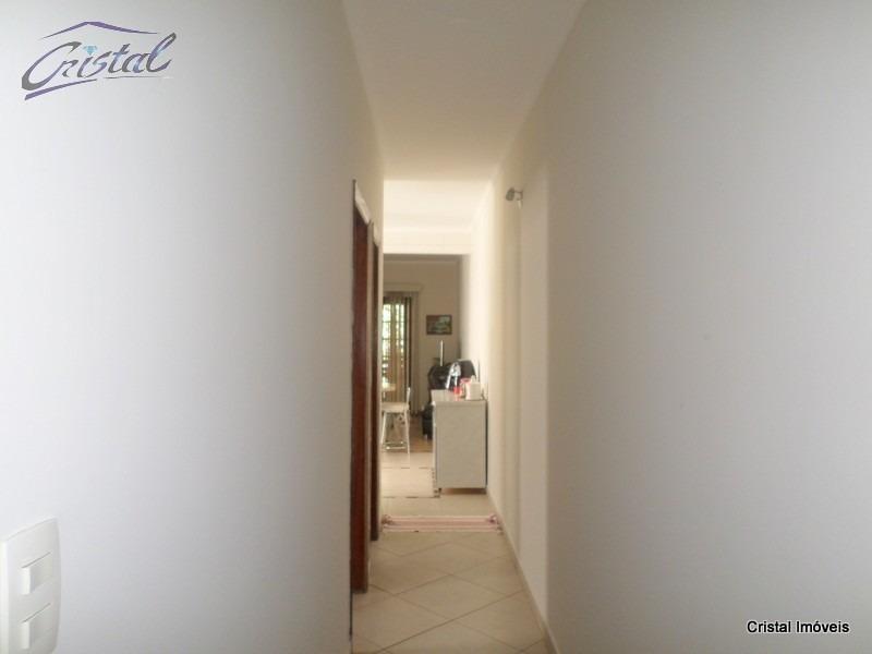 casa para venda, 3 dormitórios, jardim esmeralda - são paulo - 18044