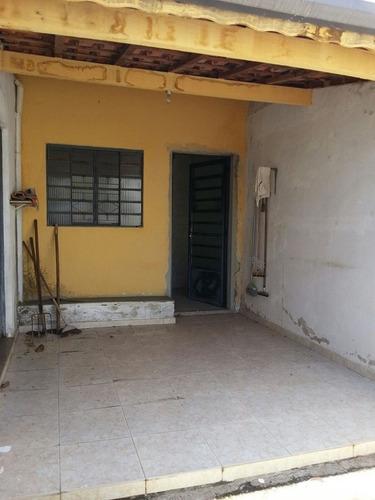 casa para venda, 3 dormitórios, jardim indepedência - guaratinguetá - 1462