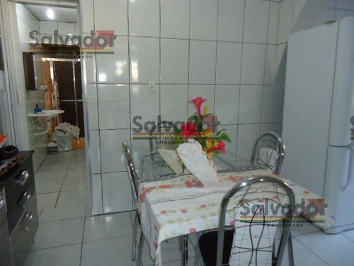 casa para venda, 3 dormitórios, jardim maristela - são paulo - 6042