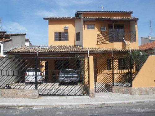casa para venda, 3 dormitórios, jardim paraíba - aparecida - 1380
