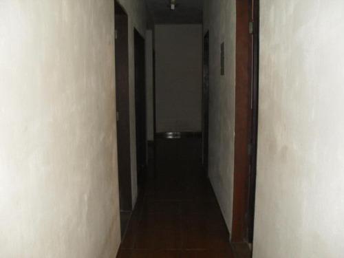 casa para venda, 3 dormitórios, jardim paraíba - aparecida - 564