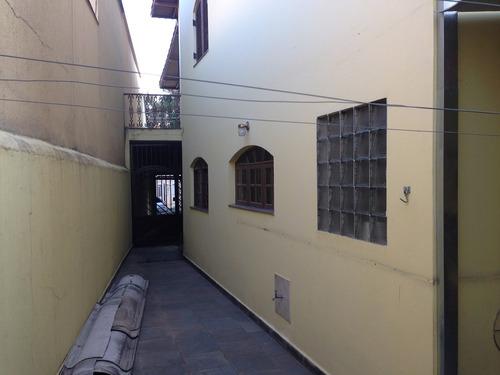 casa para venda, 3 dormitórios, jardim pinheiros - são paulo - 6107