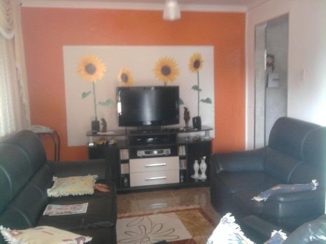 casa para venda, 3 dormitórios, jardim são josé - são paulo - 3341