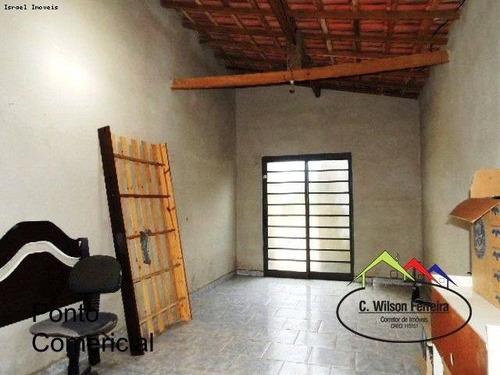 casa para venda, 3 dormitórios, jardim são manoel - guaratinguetá - 1304