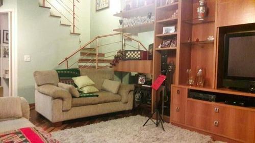 casa para venda, 3 dormitórios, jardim taquaral - são paulo - 189
