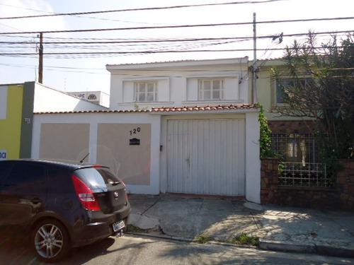 casa para venda, 3 dormitórios, lapa - são paulo - 5175