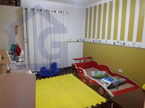 casa para venda, 3 dormitórios, las vegas - são bernardo do campo - 3317