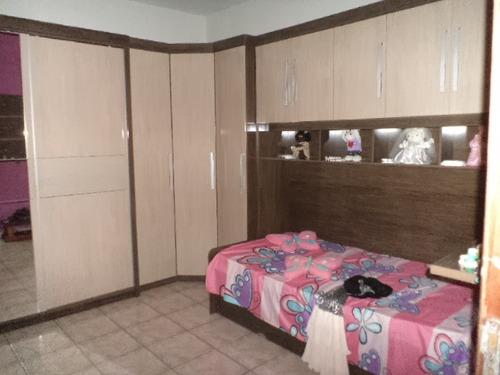 casa para venda, 3 dormitórios, monte alegre - são paulo - 5229