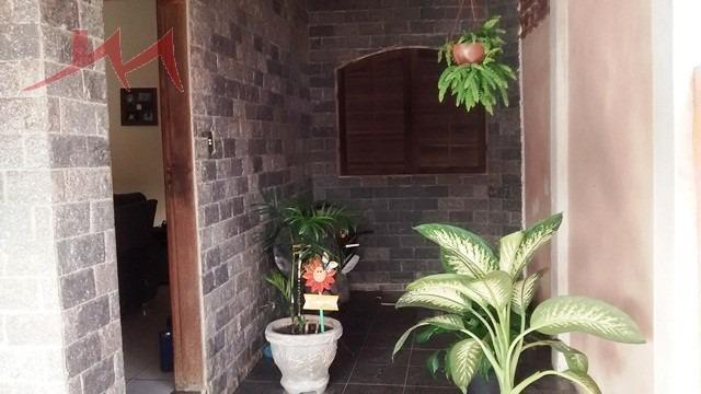 casa para venda, 3 dormitórios, monte verde (manilha) - itaboraí - 207
