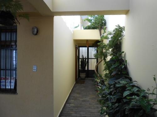 casa para venda, 3 dormitórios, mooca - são paulo - 4217