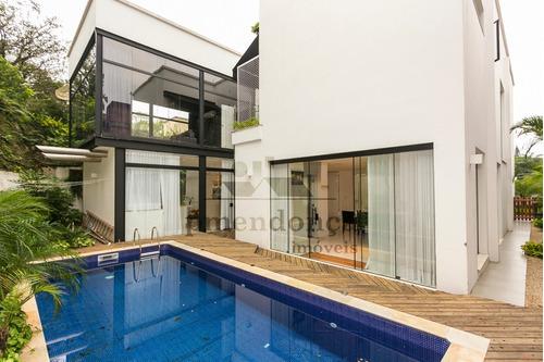 casa para venda, 3 dormitórios, pacaembu - são paulo - 8264