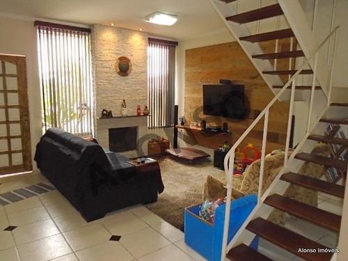 casa para venda, 3 dormitórios, parque assunção - são paulo - 12239