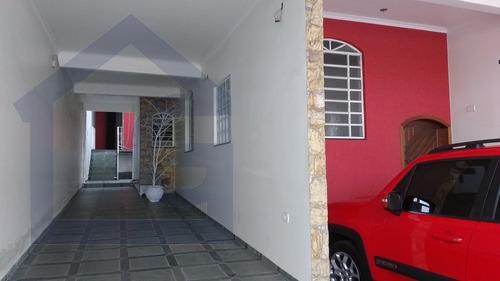 casa para venda, 3 dormitórios, parque marajoara - santo andré - 2100
