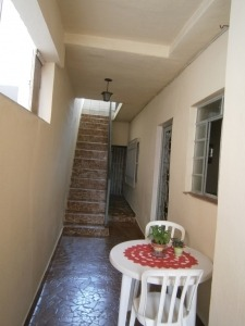 casa para venda, 3 dormitórios, parque maria domitila - são paulo - 6091