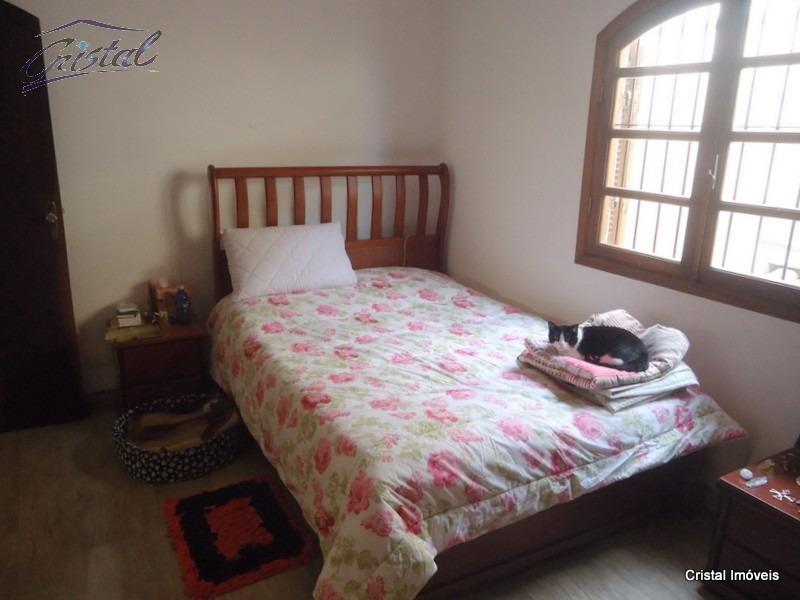 casa para venda, 3 dormitórios, parque monte alegre - taboão da serra - 17034