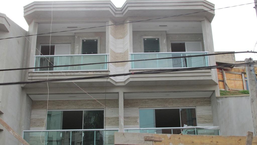 casa para venda, 3 dormitórios, parque são domingos - são paulo - 6152
