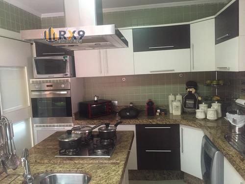 casa para venda, 3 dormitórios, paulicéia - são bernardo do campo - 322