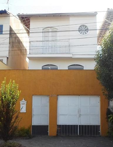casa para venda, 3 dormitórios, planalto paulista - são paulo - 1675