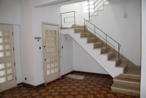 casa para venda, 3 dormitórios, pompéia - são paulo - 3506
