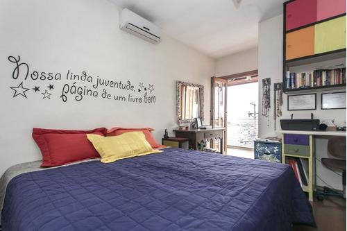 casa para venda, 3 dormitórios, pompéia - são paulo - 6353