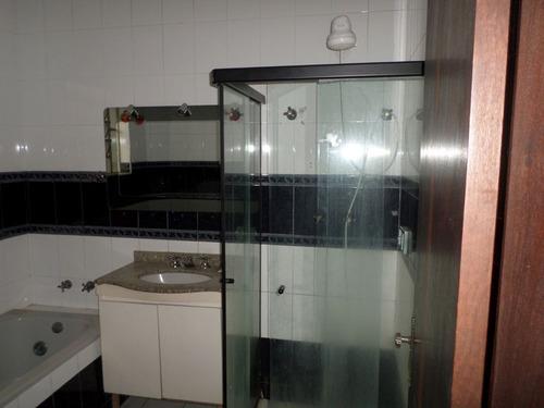 casa para venda, 3 dormitórios, pompéia - são paulo - 6856